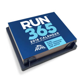 Runner's 2018 Daily Desk Calendar