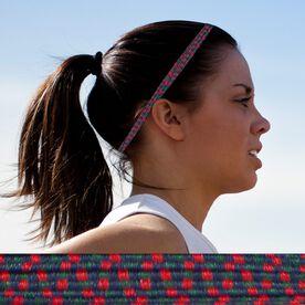 Bunji BAND Elastic Headbands for Athletes - Poppy