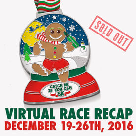 Virtual Race - Catch Me If You Can 5K