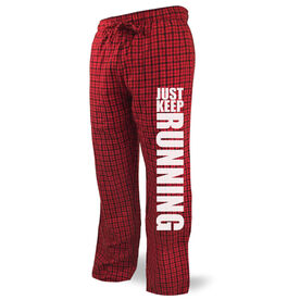 Running Lounge Pants Just Keep Running