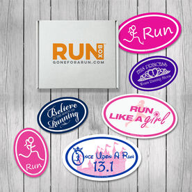 RUNBOX Gift Set - Magical Miles Magnets