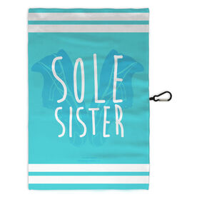 Running Workout/Golf Towel Sole Sister Love