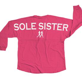Running Statement Jersey Shirt Sole Sister