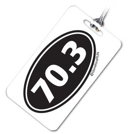 70.3 Sport Bag/Luggage Tag