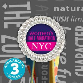 Race Hook Tag Women's Half Marathon NYC