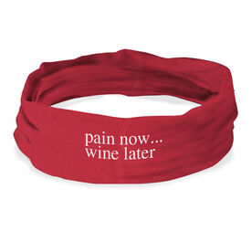 RokBAND Multi-Functional Headband - Pain Now...Wine Later