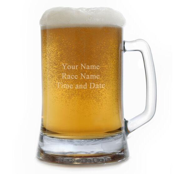 Custom Text 15oz Beer Mug