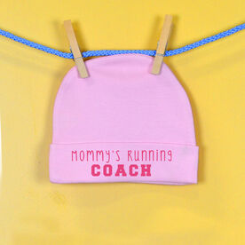 Baby Cap Mommy's Running Coach