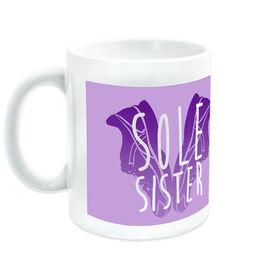 Running Ceramic Mug Sole Sister Love