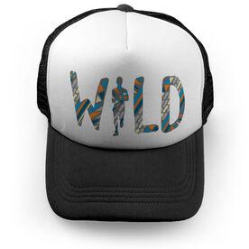 Running Trucker Hat - Wild