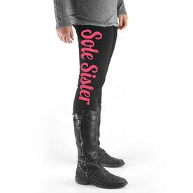 Runner's High Print Leggings Sole Sister