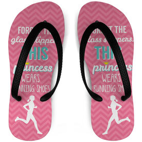 Running Flip Flops Forget The Glass Slippers