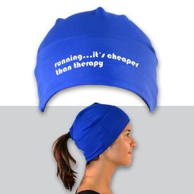 Performance Ponytail Cuff Hat Running... It's Cheaper Than Therapy