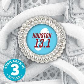 Shoe Lace Charm Houston 13.1