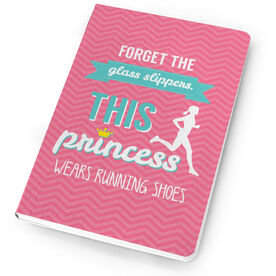 Running Notebook This Princess Wears Running Shoes