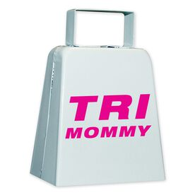 TRI MOMMY Cow Bell