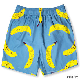 Guys Running Shorts - Bananas