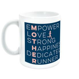 Running Ceramic Mug Mother Runner
