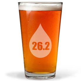 TNT Team in Training 26.2 20oz Beer Pint Glass