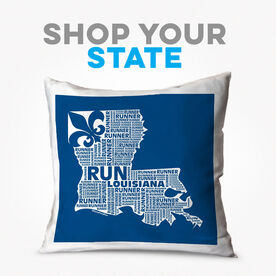 Click To Shop All State Specific Throw Pillow
