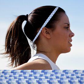 Bunji BAND Elastic Headbands for Athletes - Lilac
