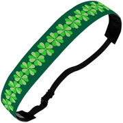 Julibands No-Slip Headbands Big Clover Pattern