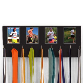 Hooked On Medals Hanger Custom Photos
