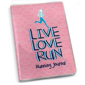 GoneForaRun Running Journal - Live Love Run