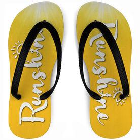 Running Flip Flops Runshine