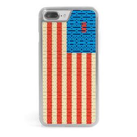Running iPhone® Case - Run Flag