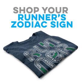 Click to Shop all Running Zodiac Short Sleeve Tees