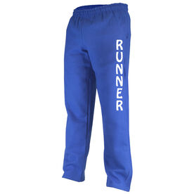 Running Runner Fleece Sweatpants