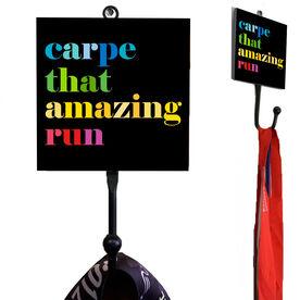 Running Medal Hook - Carpe That Amazing Run