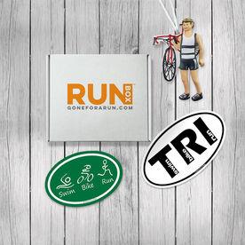 RUNBOX Gift Set - Tri Guy