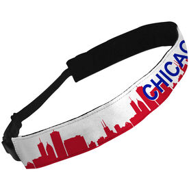 Julibands No-Slip Headbands Chicago Skyline
