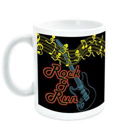 Running Ceramic Mug Rock & Run