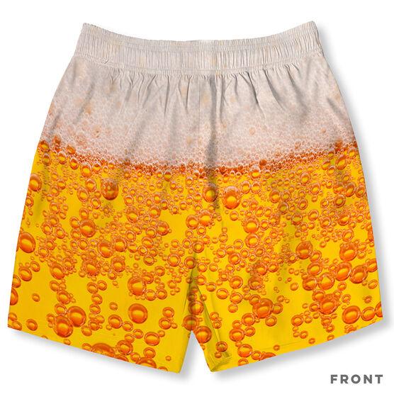 Guys Running Shorts - Beer
