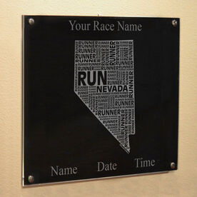 Nevada State Runner Wall Art