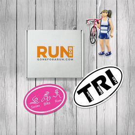 RUNBOX Gift Set - Tri Girl