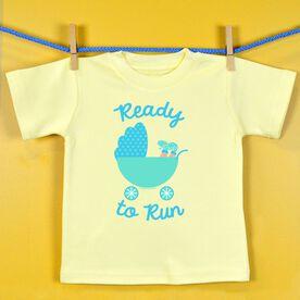 Baby T-shirt Ready To Run
