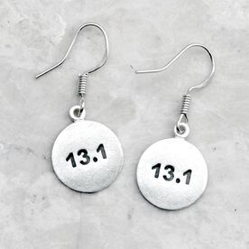 Livia Collection Sterling Silver Matte 13.1 Earrings