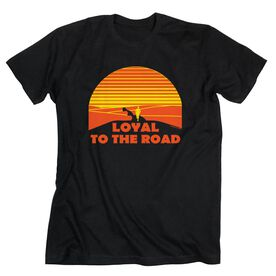 Running Short Sleeve T-Shirt - Loyal To The Road
