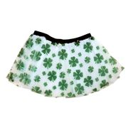 Runner's Printed Tutu Good Luck Clover