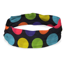 Original RokBAND Multi-Functional Headband (Polka Dots Colorful)