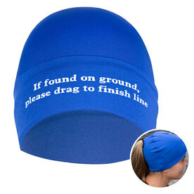 Performance Ponytail Cuff Hat If Found