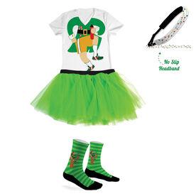 Runner Elf Mini Running Outfit