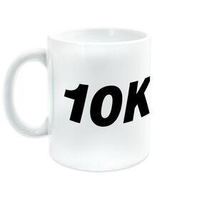 Running Ceramic Mug 10K