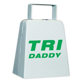TRI DADDY Cow Bell