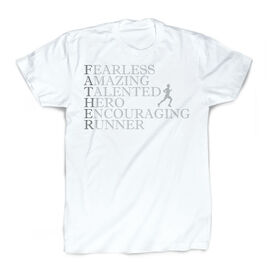 Running Vintage T-Shirt - Father Words