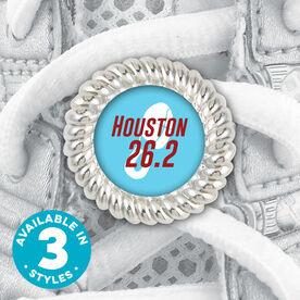 Shoe Lace Charm Houston 26.2